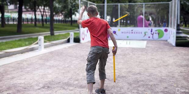 Соревнования по игре в городки пройдут на улице 8 Марта