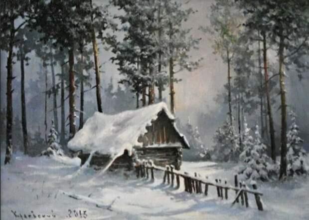 художник Владимир Краевский картины – 58