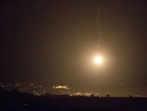 Новость на Newsland: Израиль ответил на ракетные обстрелы