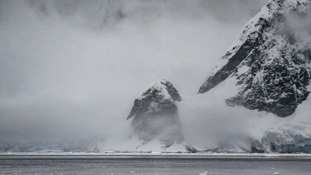 Процессы в Антарктиде приведут людей к голоду