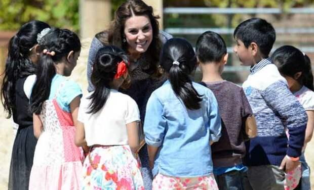 Кейт Миддлтон завела детям хомяка