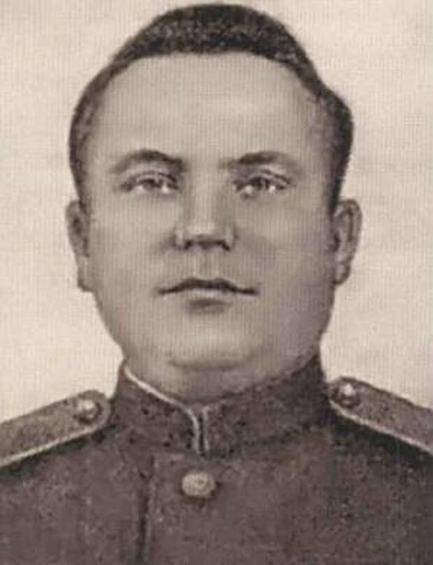 Полковник Т.Ф. Куцевалов
