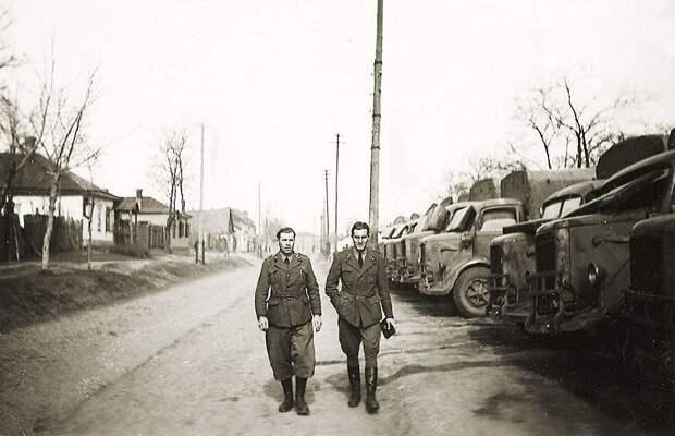 Итальянцы на Украине.