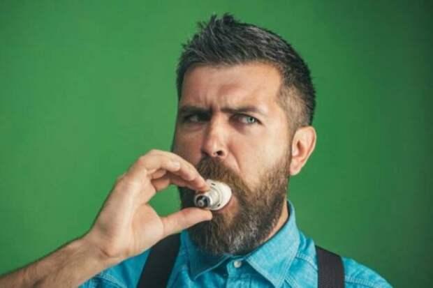 Как вытащить лампочку изо рта и почему это сложно?