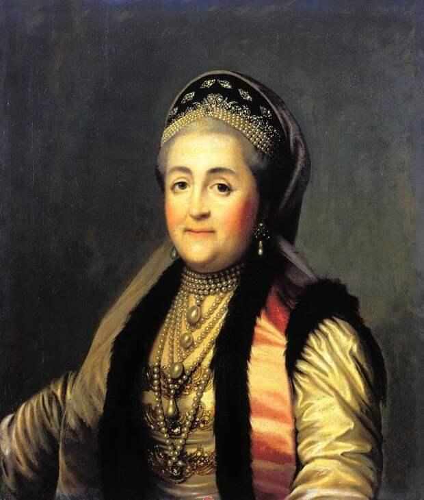 Екатерина Великая. / Фото: www.orloffmagazine.com