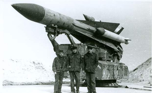 Военное сотрудничество СССР с Сирией