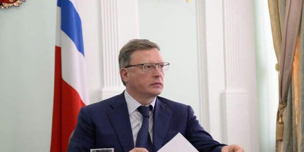 Омская область лишилась министра?