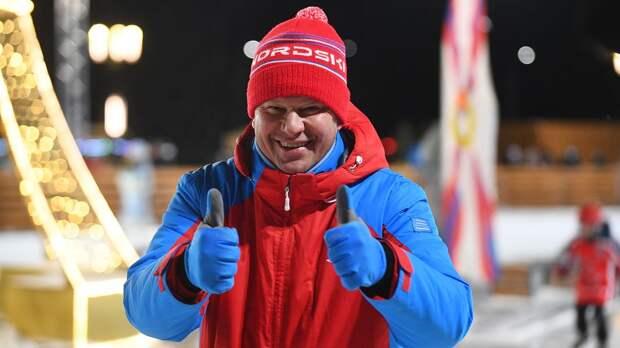 Губерниев: «Лыжную и биатлонную сборную можно хоть «горшками» назвать. Главное, чтобы выигрывали»