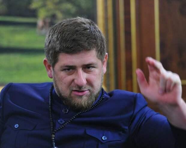 Кадыров: будь на Донбассе чеченский батальон, он бы давно Киев взял