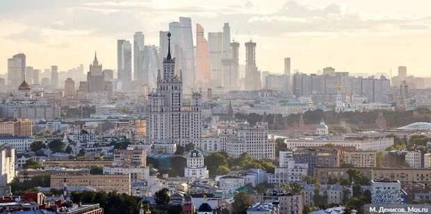Саркози: Москва стала одним из самых современных городов Европы Фото: М. Денисов mos.ru