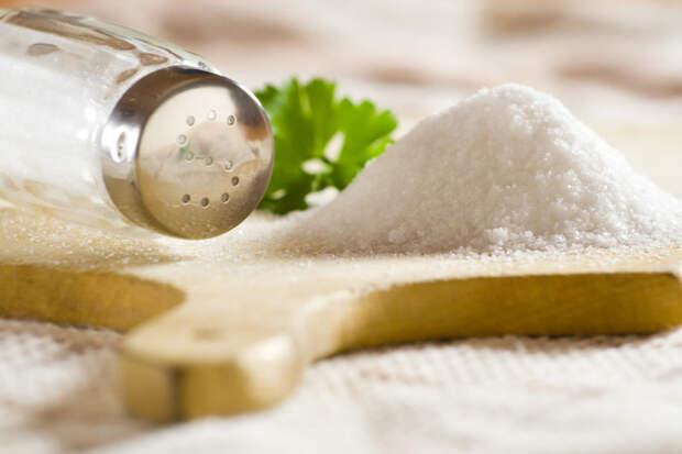 Поваренная соль в саду - польза или вред?