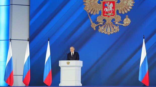 В Госдуме прокомментировали задачи, поставленные Путиным в послании