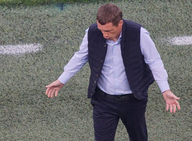 Так может дело не в уволенных Овчинникове и Онопко? Поражение ЦСКА опять называют тренерским – второе за две недели