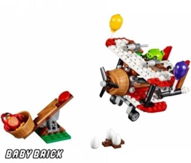 Птицы атакуют, или новое пришествие Angry Birds