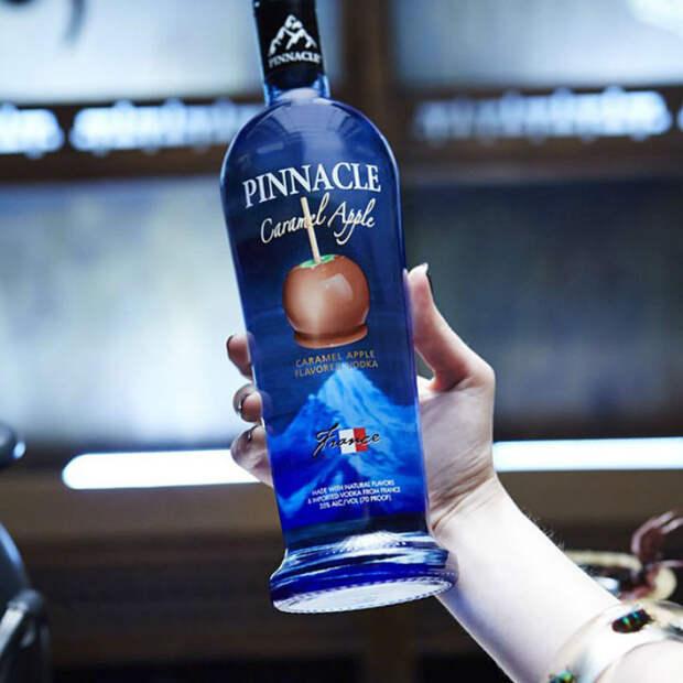 Алкогольные напитки с самым неожиданным вкусом