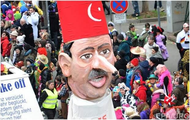 Стрелочником будет Эрдоган