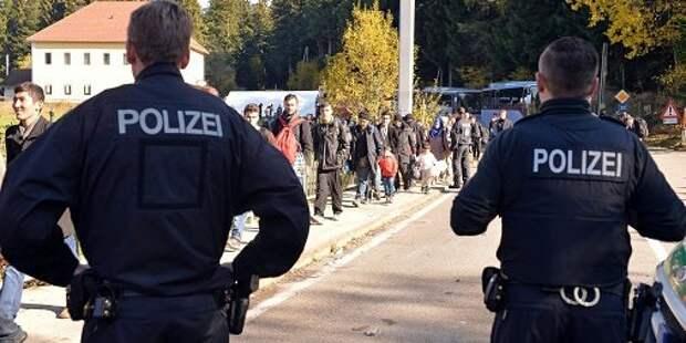 Сирийские беженцы изнасиловали двух немецких девочек в новогоднюю ночь