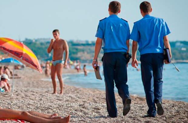 В Севастополе задержан «пляжный» вор