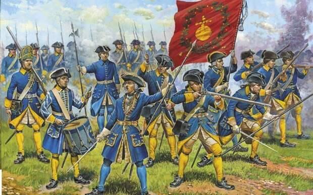 Как родился желто-голубой украинский флаг, или история известного предательства в(на)украина, мазепа, флаг