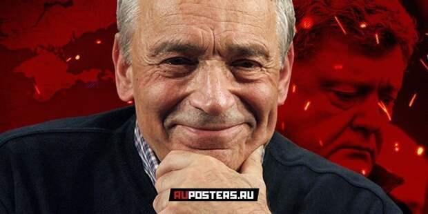 Нельзя клеймить свою страну: 10 откровений Гафта о Путине, Украине и Ходорковском
