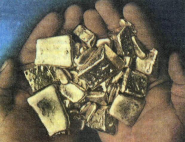 Индейцев из лесных племен нанимали на рудники землекопами.