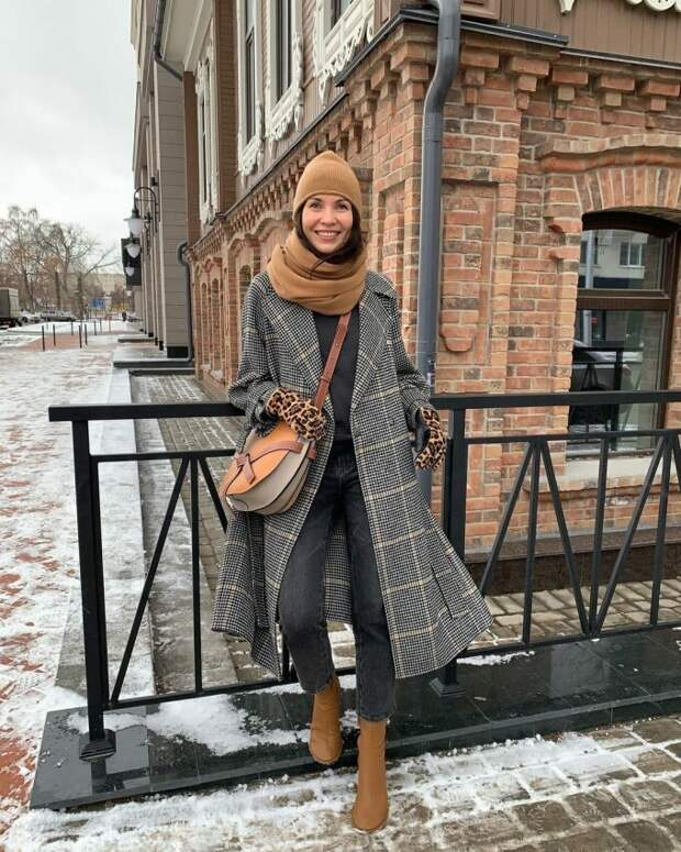 Модели пальто, которые превратят вас в столичную модницу