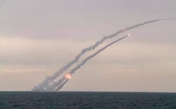 Путин поручил Шойгу доработать ракету «Калибр» после решения США