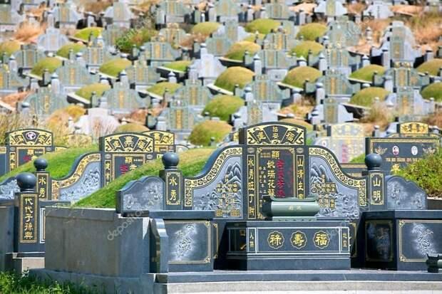 Фэн-шуем изначально называли искусство, направленное на украшение могил. информация, картинки, факты