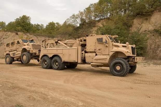 MRAP - защищенный от подрыва авто, броневик, военная техника