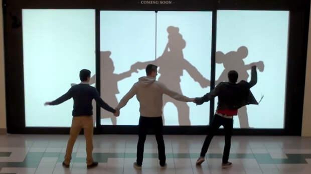 Вирусная реклама Disney