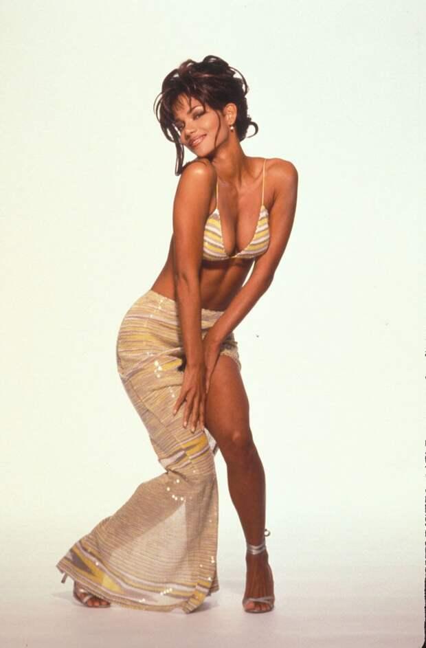 Холли Берри - 20 лет назад фото, голливуд, кино, холли берри