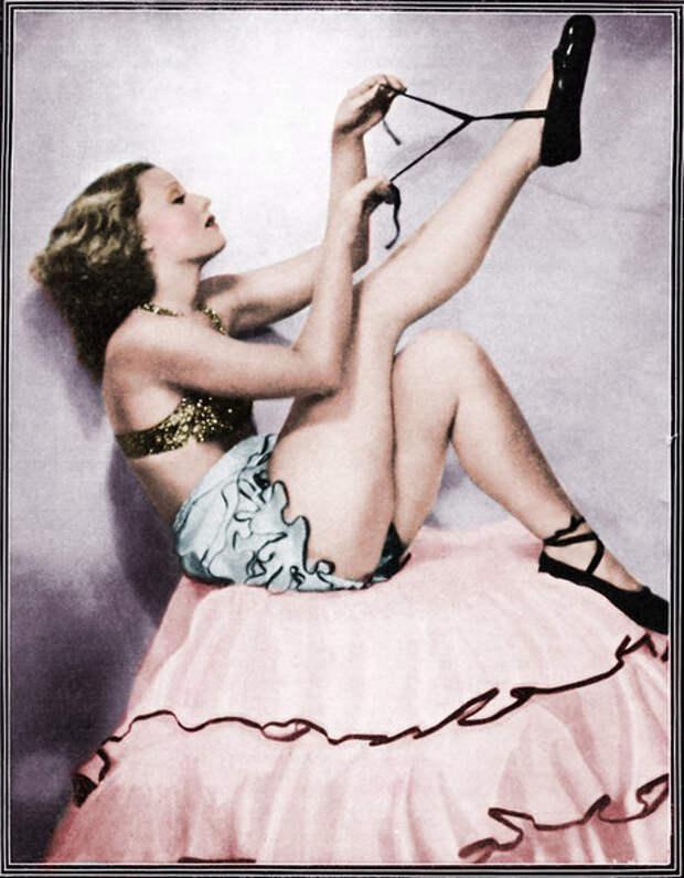 Лилиан Харви (Lilian Harvey), 1932 г.