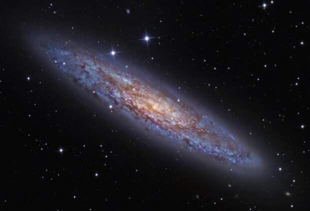 Галактика NGC 253