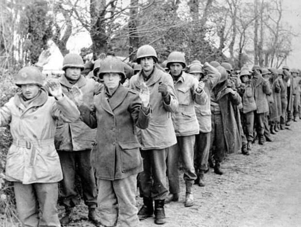 «Мы ещё можем проиграть войну» или Арденны 1945