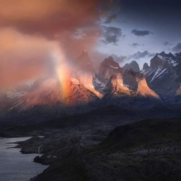 11 горных пейзажей, красота которых кажется нереальной