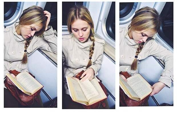 О. Генри ❤️ книги, метро, чтение