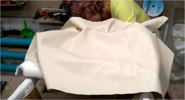 Каретная стяжка своими руками: пошаговая инструкция