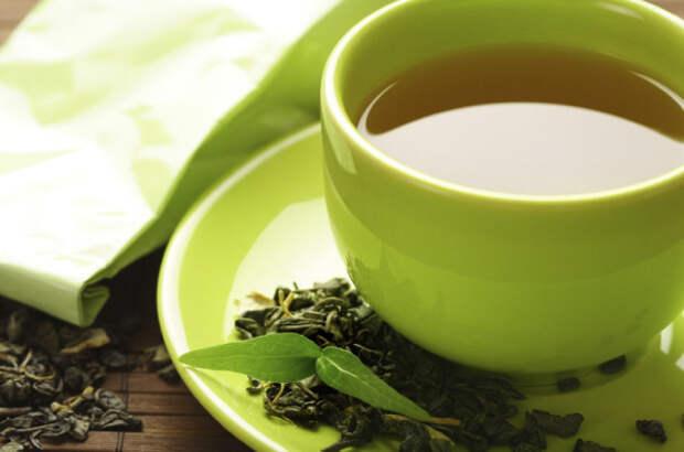 Китайский зеленый чай может вызвать воспаление печени