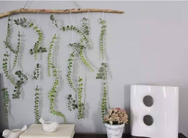 Растительная стена 2