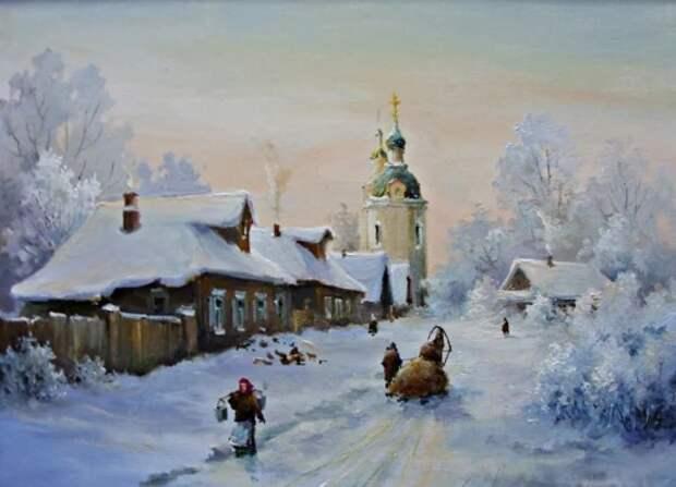 художник Владимир Краевский картины – 33