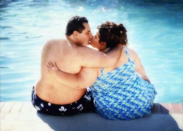 Пара решила худеть вместе, но все закончилось разводом