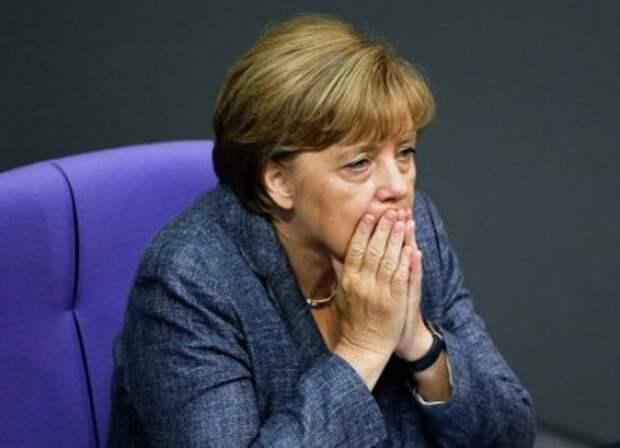 Меркель пожаловалась, что Лукашенко отказывается с ней разговаривать