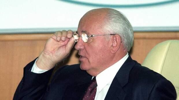 Горбачев оценил предложение Байдена встретиться с Путиным