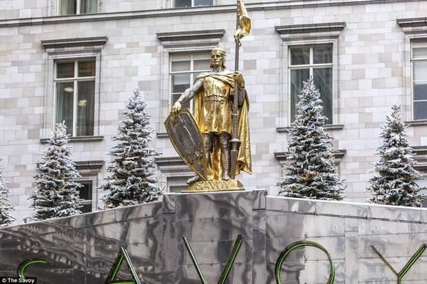 The Savoy в Лондоне