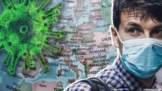В Польше зафиксирован очередной скачек заражений коронавирусом