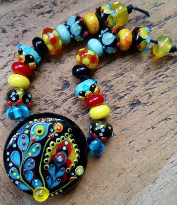 Лэмпворк Pixie Willow Designs