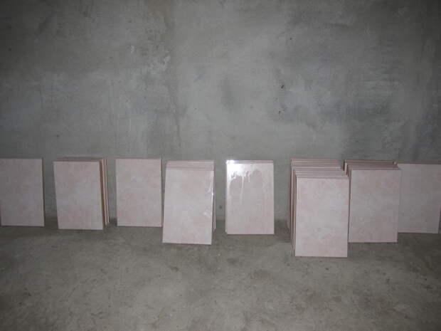 Сортировка керамической плитки