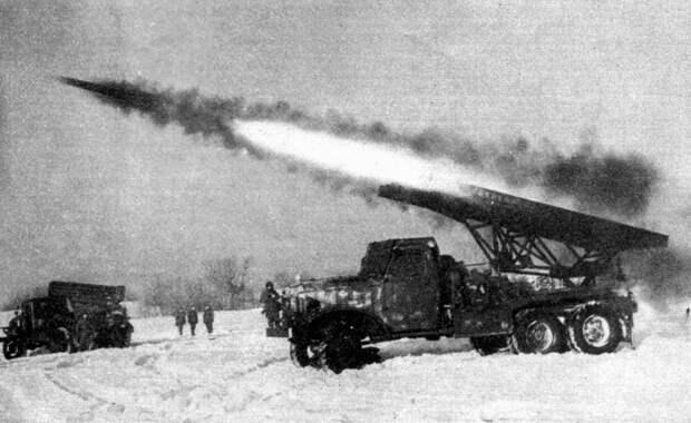 Катюша (БМ-13): Наше оружие возмездия