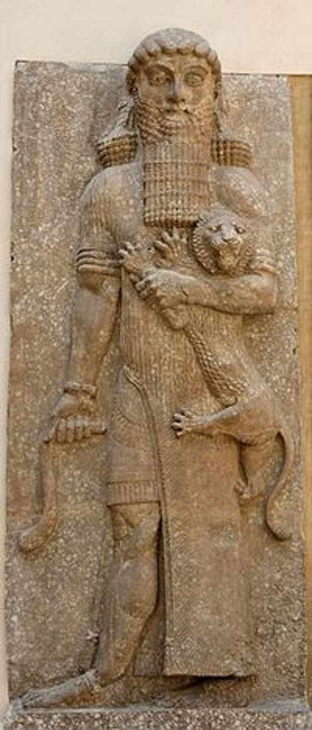 Гильгамеш исторический и культовый