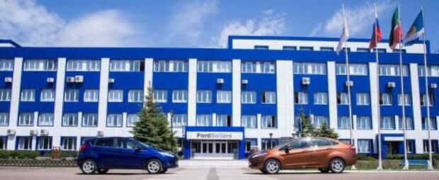 Ford Sollers ждет начала восстановления авторынка в России с середины года